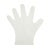 Bioplastic gloves