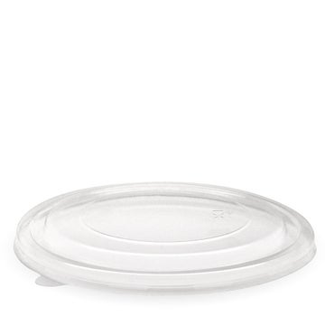 1,300ml Kraft BioBowl PLA lid