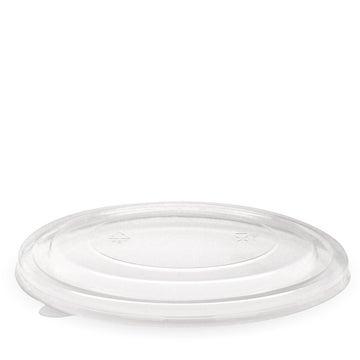 1,300ml Kraft BioBowl PET lid