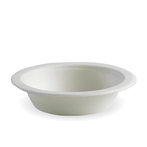 470ml / 16oz White BioCane Bowl