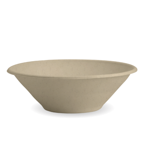 940ml / 32oz Natural BioCane Bowl