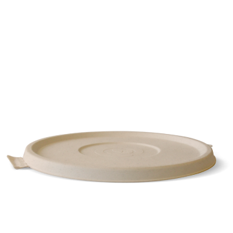 800-1,180ml / 24-40oz Natural BioCane Bowl Lid