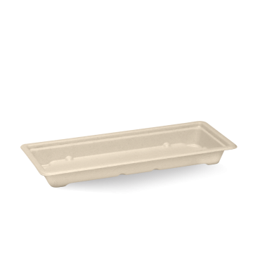 Long BioCane Sushi Tray