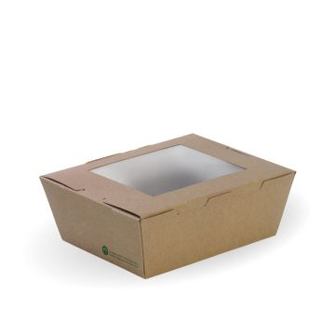 Medium BioBoard Lunch Box With Window