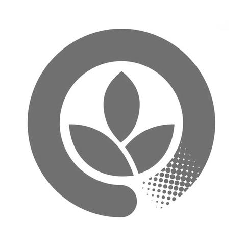 390ml / 12oz (90mm) Kraft Green Stripe Double Wall BioCup