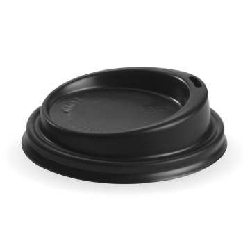 80mm PS Black Small Lid