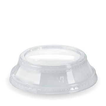 300-700ml Clear Dome No Hole Lid