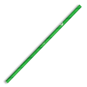 6mm Regular Green BioStraw